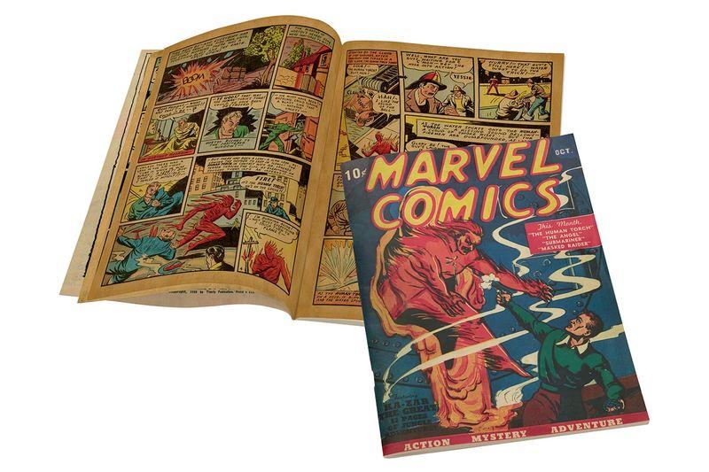 Anniversary-Honoring Comic Book Series