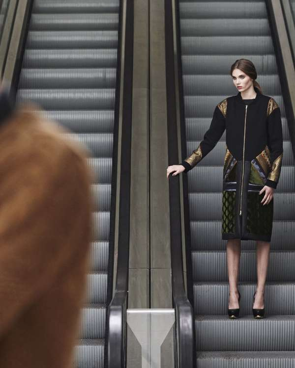 Elevator Fashion Lookbooks