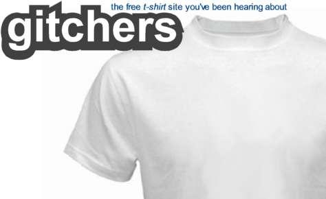 Free T-Shirt Sites
