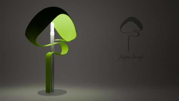 Fungus Lamps