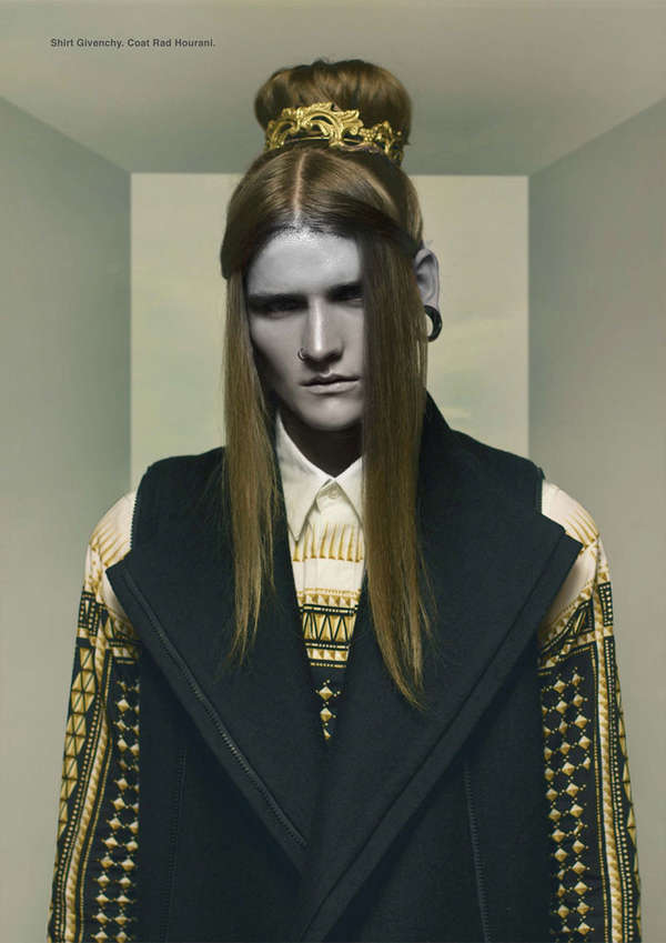 Mythical Androgyny Editorials