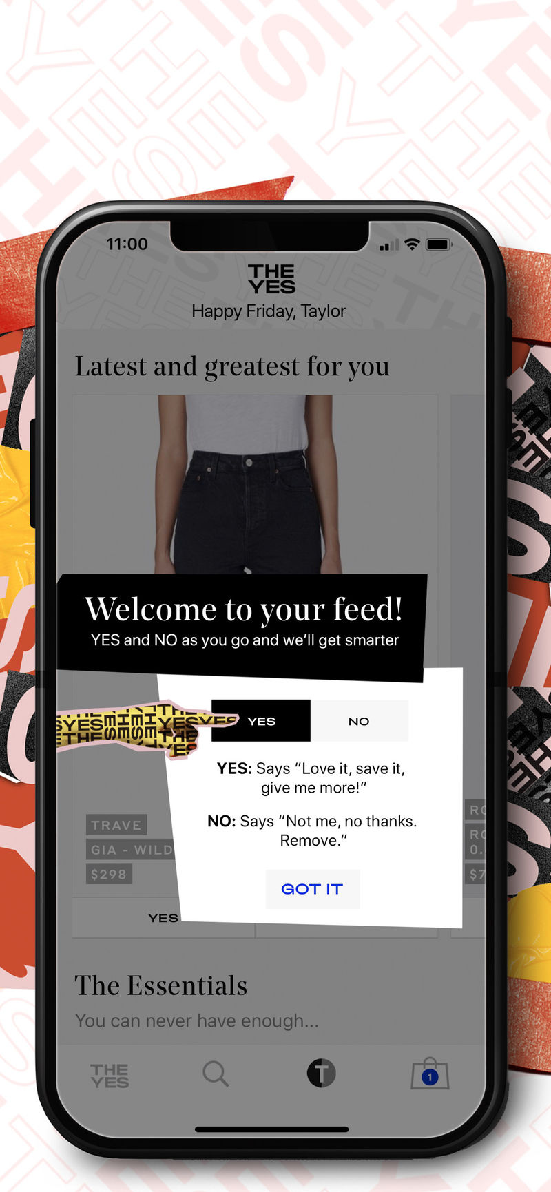 Adaptive AI Shopping Platforms