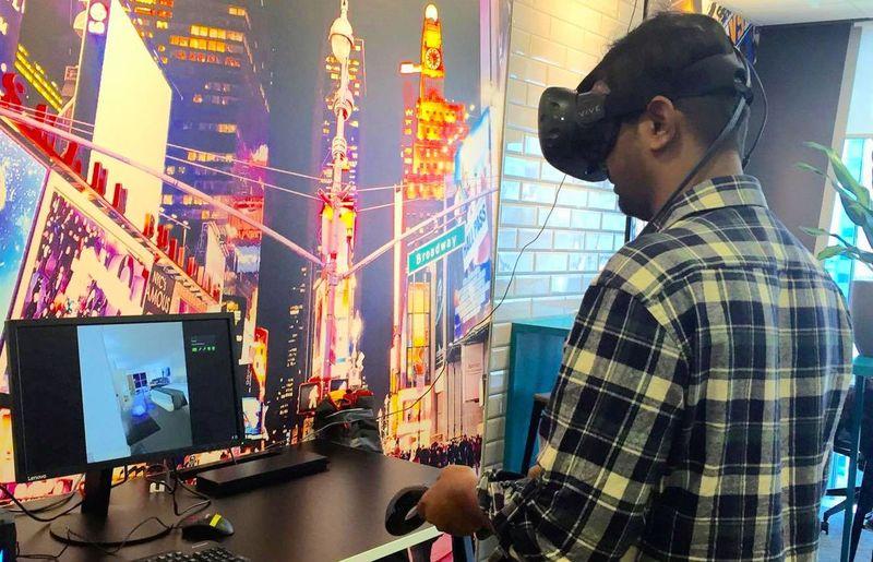 VR Hotel Previews