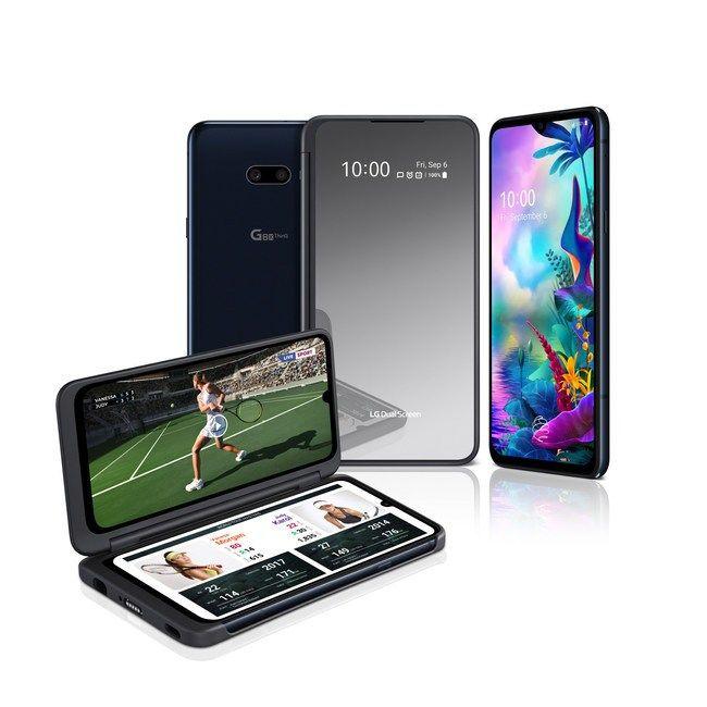 Dual-Screen Phone Releases