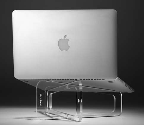 Invisible Laptop Stands