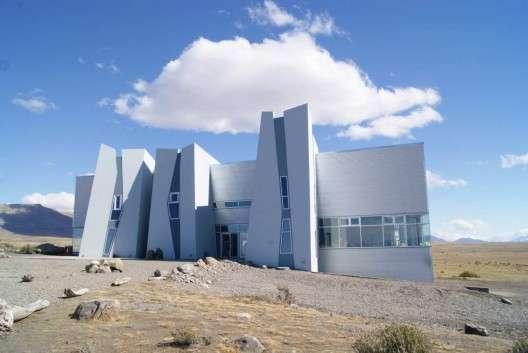 Monolithic Glacier Museums