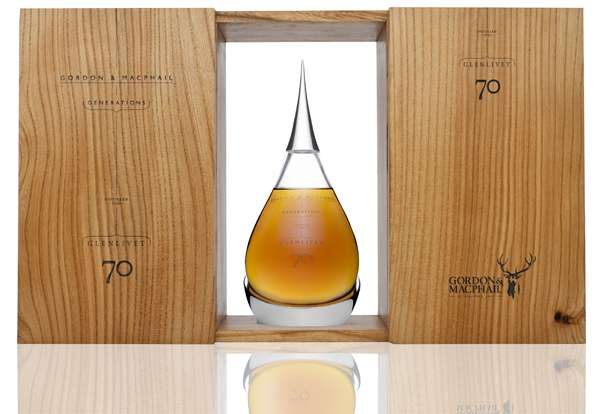 Teardrop Bottle Whiskey