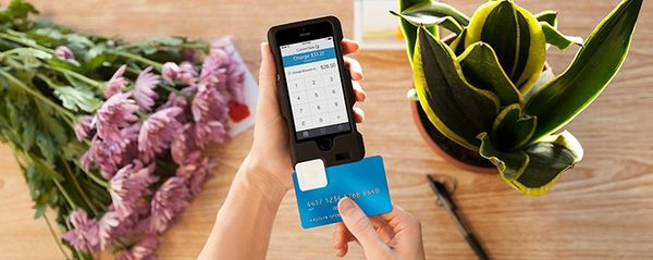 Card-Swiping Smartphone Cases