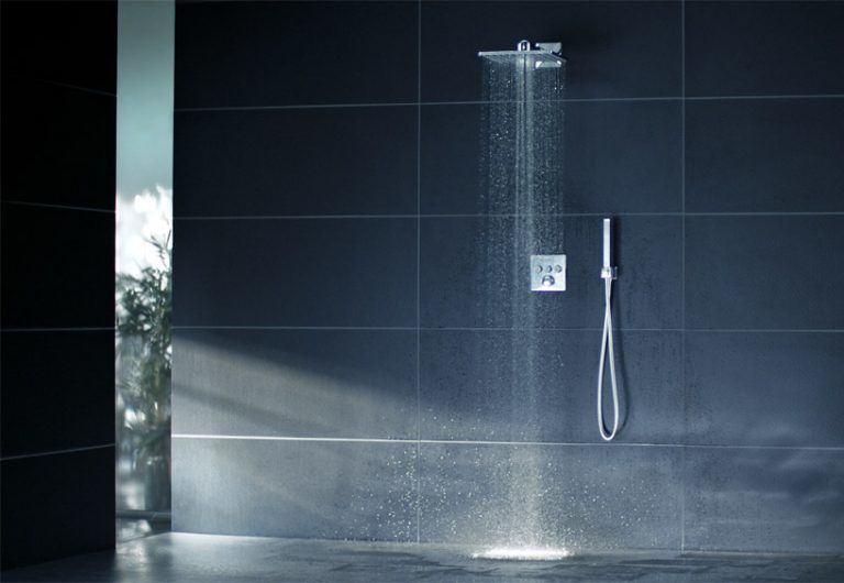 Streamlined Smart Showering Systems