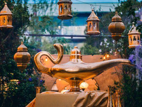 Enchanting Disney Movie Cafes