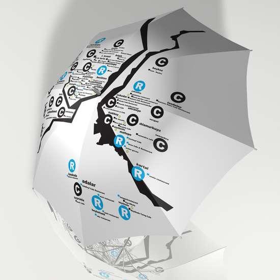 Helpful Umbrellas