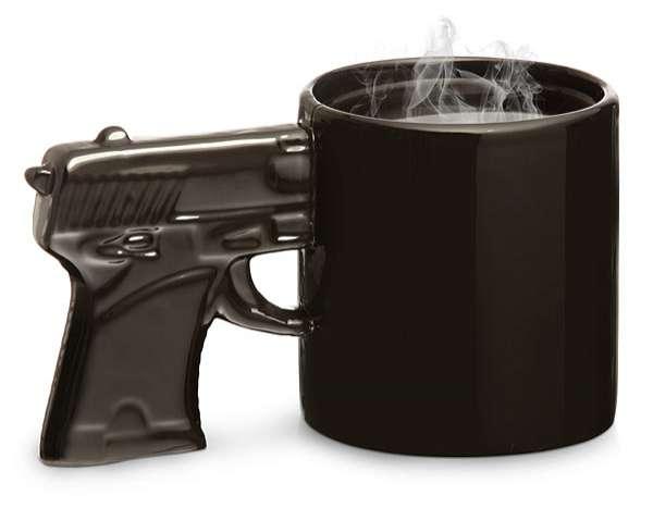 Pistol Grip Cups