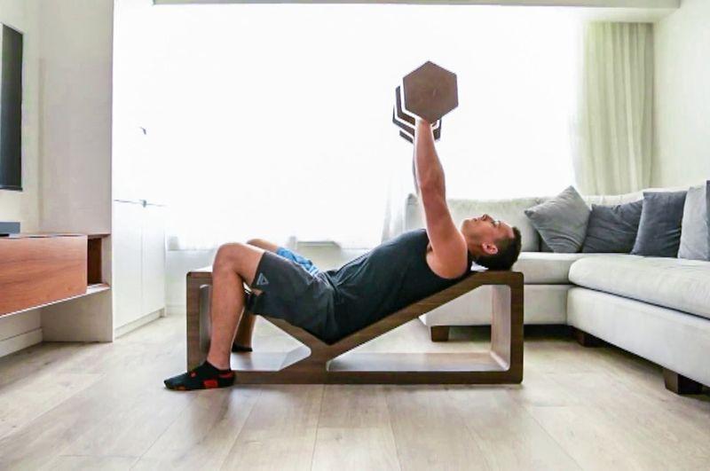 Workout-Friendly Furniture