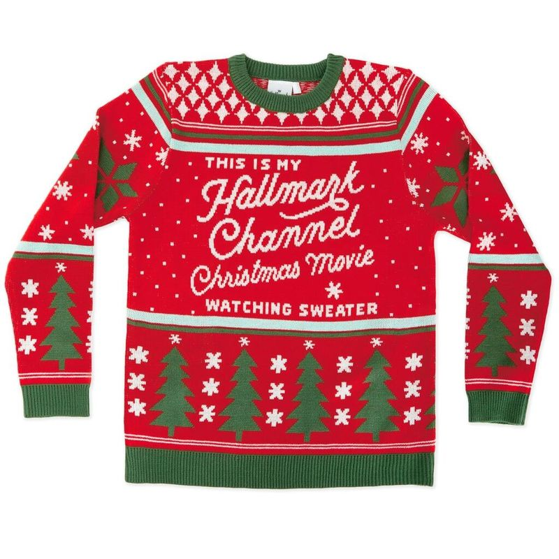 Cinematic Christmas Apparel Lines