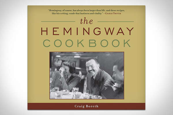 Prose-Inspired Cookbooks