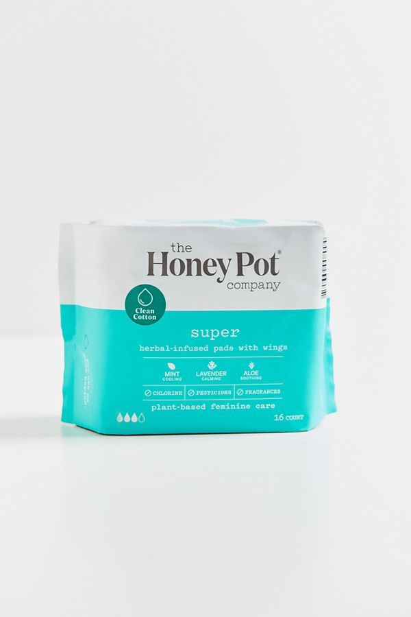 Herb-Infused Feminine Care Products