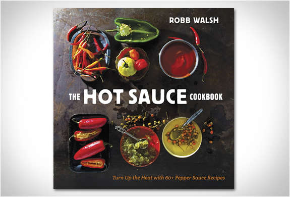 Spicy Condiment Cookbooks