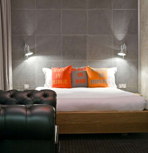 Some Fresh Stylish Luxury Living Room Ideas That Delight: Designer-Styled Hotel Rooms : The Hoxton HOtel