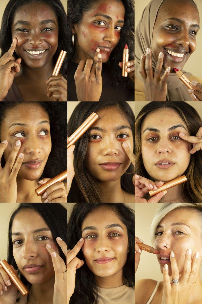 Universal Color-Correcting Cosmetics