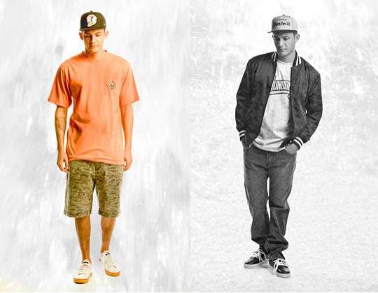Surf-Inspired Streetwear