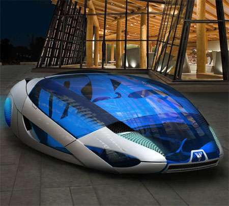 Water-Powered Pod Cars