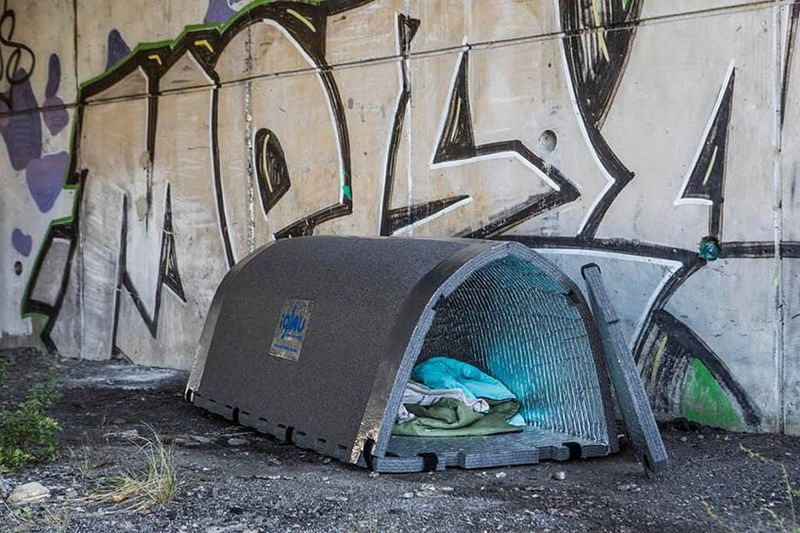Insulated Portable Shelters