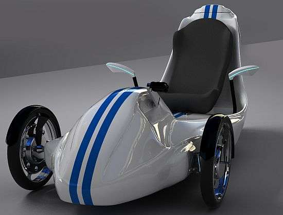 Shoe-Shaped Electric Vehicles