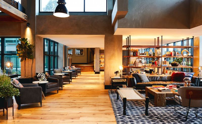 Luxe Modern Hotel Renovations