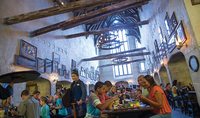 Wizardly Restaurant Experiences