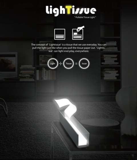 Nose-Blowing Nightlights