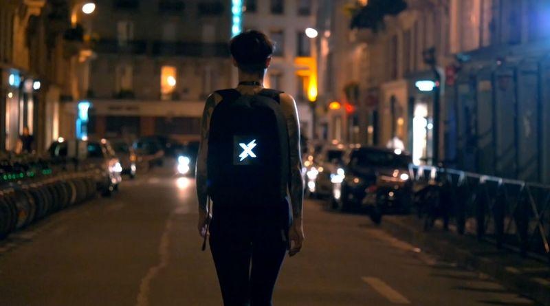 Electroluminescent Backpacks