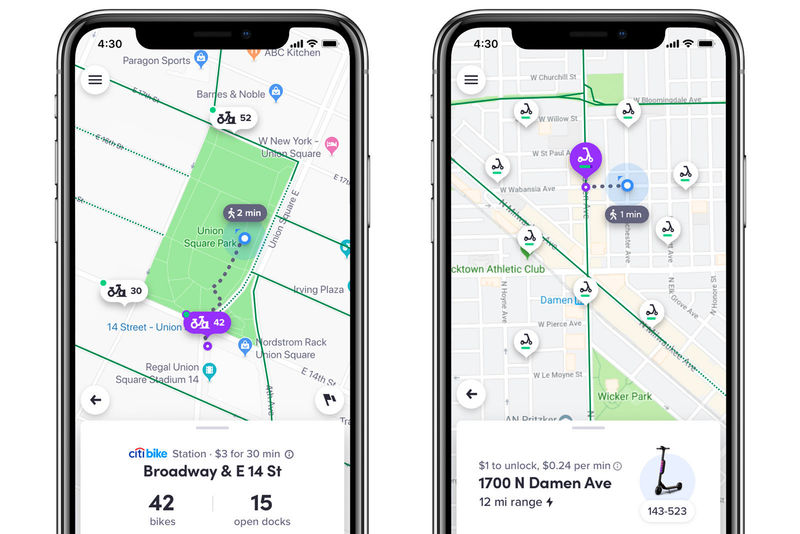 Ride-Hailing Cyclist Safety Features
