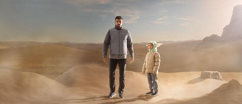 Sci-Fi Series Outerwear