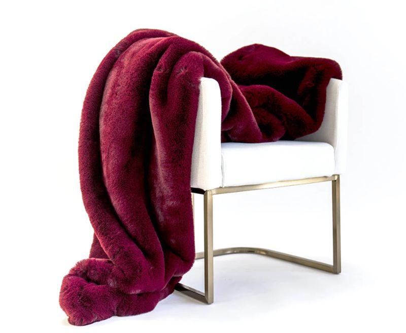 Cozy Faux-Fur Blankets