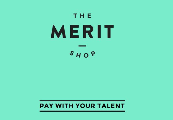 Talent-Bartering E-Shops