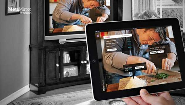 Augmented Reality Television Apps