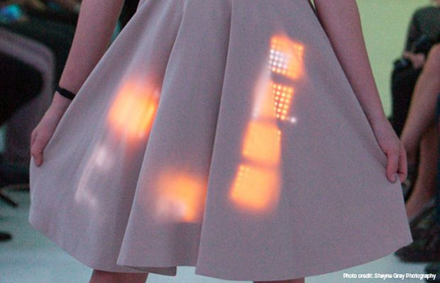 LED Display Clothing