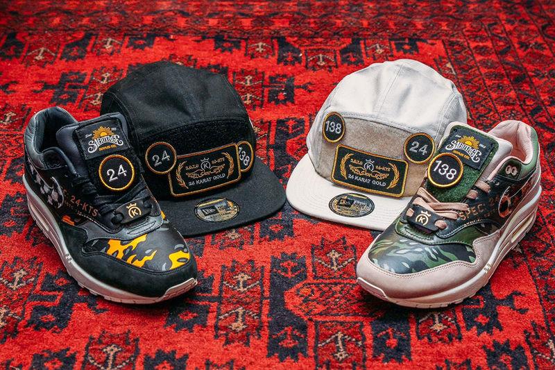 Thai-Inspired Militaristic Footwear