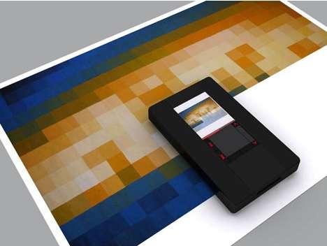 Inkless Handheld Printers