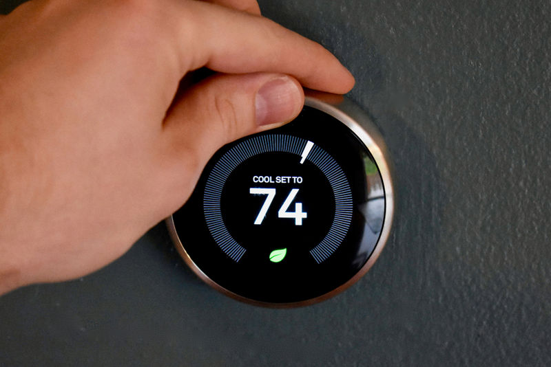 Problem Detecting Thermostats
