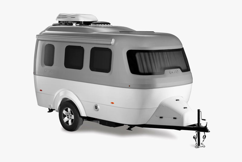 Stylish Non-Aluminum Trailers