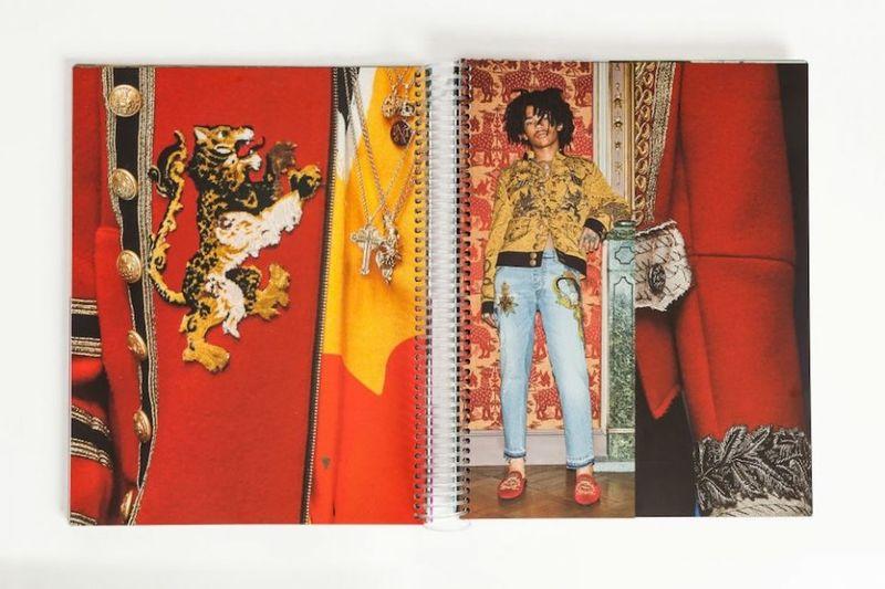 Designer Millennial-Inspired Lookbooks
