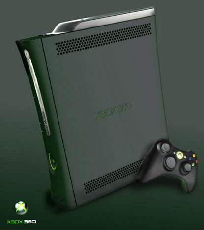 The New XBOX 360 Elite: 120GB HD, HDMI Support, and Black