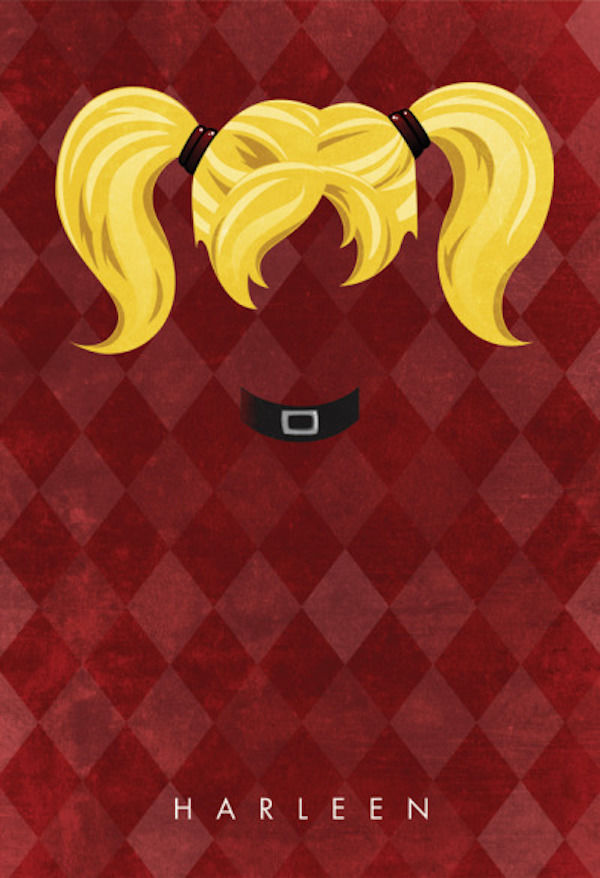 Heroine Hairstyle Posters