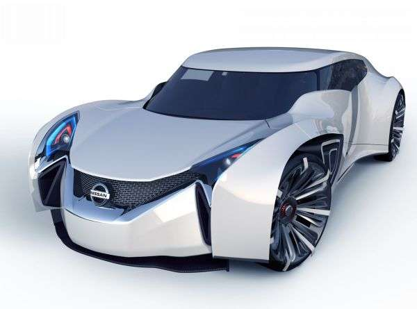 Sleek Eco Sedans : The Nissan Yuki-onna