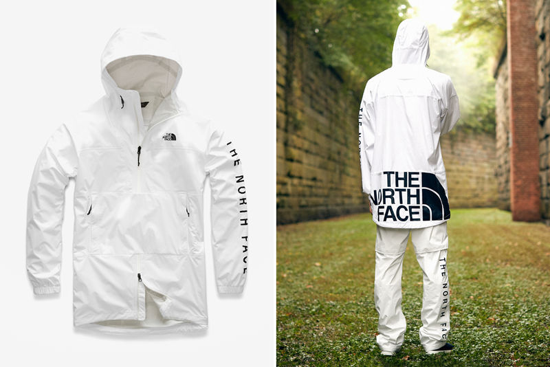 Contemporary Inclement Weather Apparel