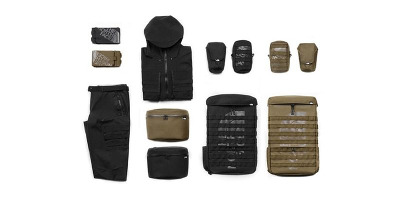 Element-Resistant Militaristic Gear
