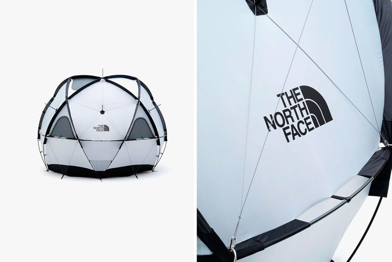 Expedition-Approved Geodesic Tents : The North Face Geodome