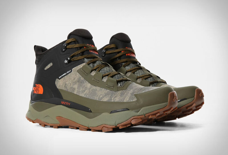 Carbon Fiber-Infused Hiking Boots