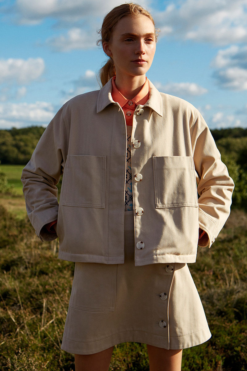 Countryside-Inspired Spring Apparel
